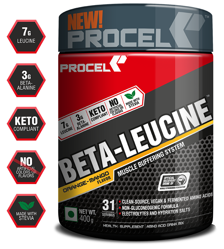 beta-leucine-product